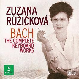 CD Johann Sebastian Bach : Complete Keyboard Works (Zuzana Růžičková) 20