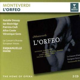 CD Monteverdi - Haim: L'Orfeo