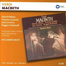 CD Verdi - Muti: Macbeth