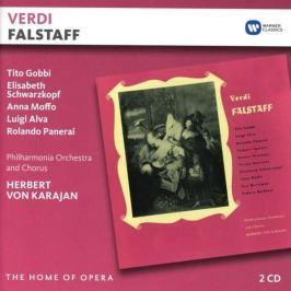CD Verdi - Karajan: Falstaff