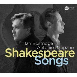 CD Va - Bostridge / Pappano / Kenny: Shakespeare Songs