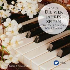 CD Vivaldi - Onder: Čtvero Ročních Dob