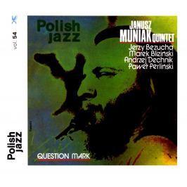 CD Janusz Muniak Quintet : Question Mark