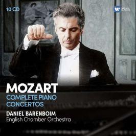 CD Mozart - Barenboim: Complete Piano