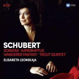 CD Schubert - Leonskaja: Piano Masterworks