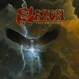 Saxon : Thunderbolt (Audiokazeta) MC - audiokazeta