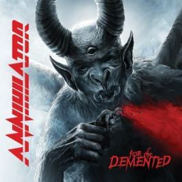 Annihilator : For The Demented  LP