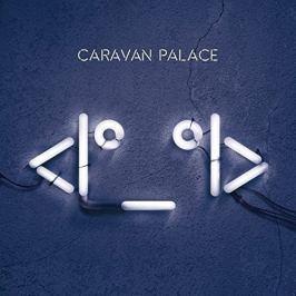 Caravan Palace : Robot Face 2LP