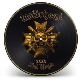 Motörhead : Bad Magic (GOLD PICTURE LP) LP