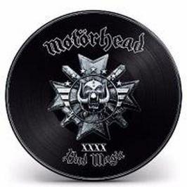 Motörhead : Bad Magic (SILVER PICTURE LP) LP