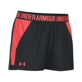 Under Armour Dámské šortky  Play Up 2.0 Black/Red, XS