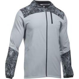 Under Armour Pánská běžecká bunda  Storm Printed Jacket Steel, M