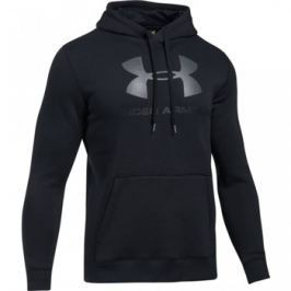 Under Armour Pánská mikina  Rival Fitted Graphic Black, XL