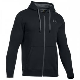 Under Armour Pánská mikina  Rival Fitted Full Zip Black, M