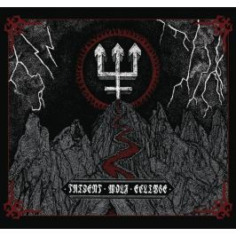 CD Watain : Trident Wolf Eclipse / Limited Edition