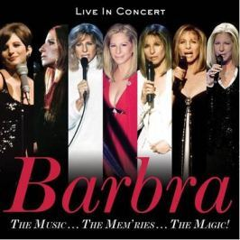 CD Barbra Streisand : The Music ...The Mem'ries...The Magic / Deluxe