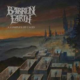 CD Barren Earth : Complex Of Cages / Special Ed.