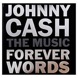 CD Johny Cash  =Tribute= : Forever Words