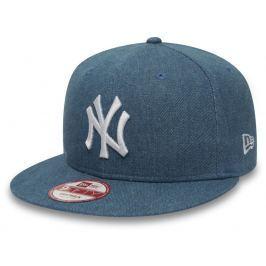 New Era Kšiltovka  9fifty Denim Esential Snap MLB New York Yankees Light Royal, M/L