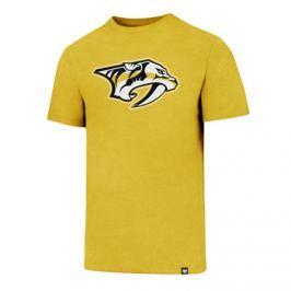 47 Brand Pánské tričko  Club NHL Nashville Predators, S
