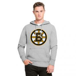 47 Brand Pánská mikina  Knockaround Headline NHL Boston Bruins, S