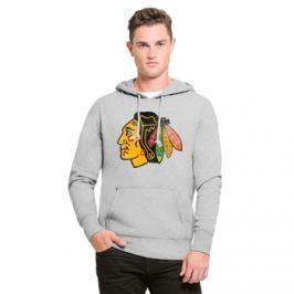 47 Brand Pánská mikina  Knockaround Headline NHL Chicago Blackhawks, S