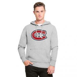 47 Brand Pánská mikina  Knockaround Headline NHL Montreal Canadiens, M