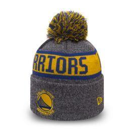 New Era Zimní čepice  Marl Knit NBA Golden State Warriors