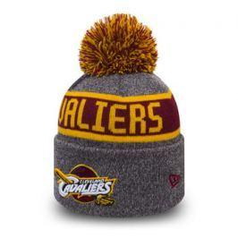 New Era Zimní čepice  Marl Knit NBA Cleveland Cavaliers