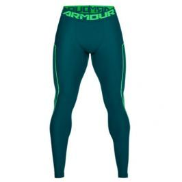Under Armour Pánské legíny  HG Armour Legging Graphic Toumaline Teal, M