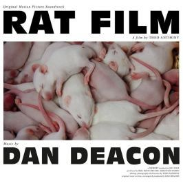 CD Dan Deacon : Rat Film