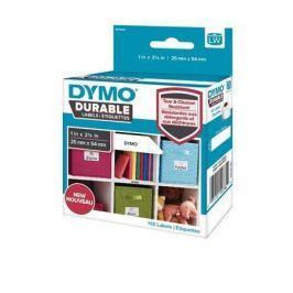DYMO Víceúčelové etikety, odolné, malé,  25 mm x 54 mm,