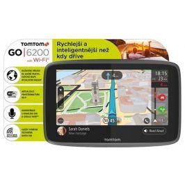 Tomtom Navigace  GO 6200 World, Wi-Fi, LIFETIME mapy