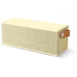 Fresh 'n Rebel FRESH ´N REBEL Rockbox Brick Fabriq Edition Bluetooth reproduktor, Buttercup, sv