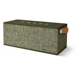Fresh 'n Rebel FRESH ´N REBEL Rockbox Brick XL Fabriq Edition Bluetooth reproduktor, Army, voje