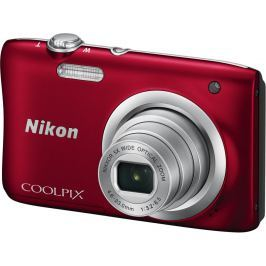 Nikon COOLPIX A100 RED