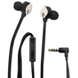 Hewlett - Packard HP Špuntová sluchátka H2310  černá
