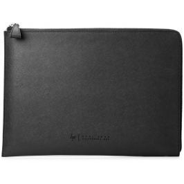 "Hewlett - Packard HP 15,6"" Pouzdro Spectre Split Leather Sleeve stříbrná"