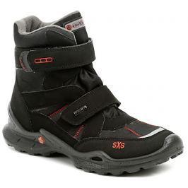 IMAC I2000z61 černé zimní kotníčkové boty, 38