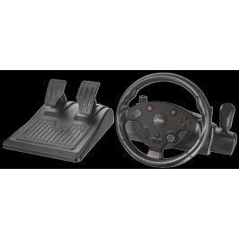 TRUST GXT 288 Racing Wheel / 2 pedály / 270° / feedback / USB