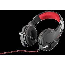 TRUST Headset  GXT322 Dynamic - černá