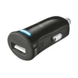 Trust 5W Car Charger - black