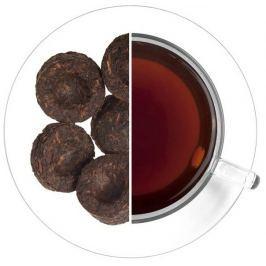 Oxalis Černý čaj  Pu-Erh Mini Tuocha 1 kg, 1 kg