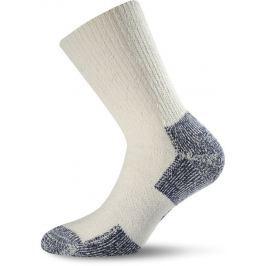 Lasting Trekingové ponožky  Knt, 34 - 37, Bílá