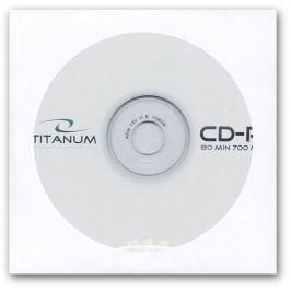 Esperanza Titanum CD-R [ obálka 1 | 700MB | 52x ] - karton 500 ks