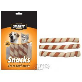 Snack Pollock Strip Wrapped Chicken Jerky Strip70g
