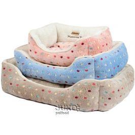 Pelíšek s puntíky Extra soft Bed M 75cm-89024YF-M