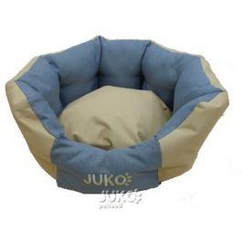 Pelíšek odolný JUKO koruna S:53x47x21cm-Béžová-13814