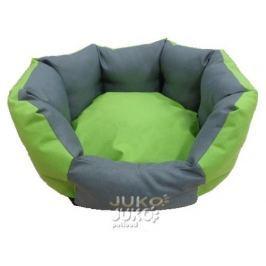 Pelíšek odolný JUKO koruna S:53x47x21cm-Zelená-13815