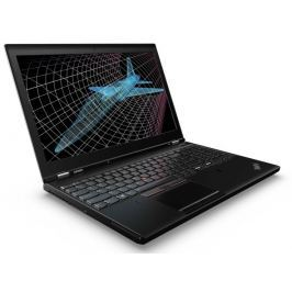 "Lenovo ThinkPad P51 i7-7700HQ/8GB/256GB SSD/Quadro M1200M/15,6""FHD IPS/Win10PRO/"